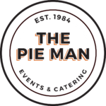 The Pie Man logo old